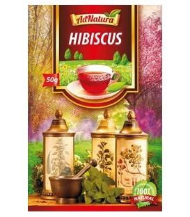 Ceai din flori de hibiscus, 50 grame