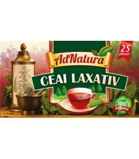 Ceai laxativ, 25 doze