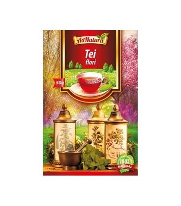 Ceai de flori de tei, 50 grame