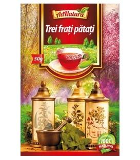 Ceai din trei frati patati, 50 grame
