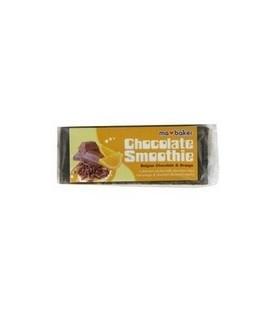 Ma Baker - baton din ovaz cu ciocolata si portocale, 100 grame