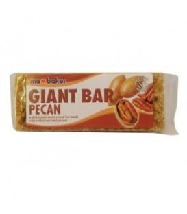 Ma Baker - baton din ovaz cu nuca Pecan, 90 grame