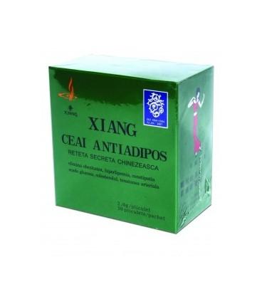 Antiadipos China, 2,5 grame x 30 doze