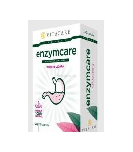 Enzymcare, 30 capsule