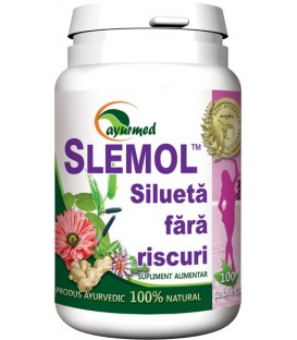 Slemol, 100 tablete