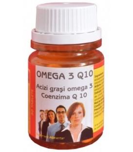 Omega 3 Q10, 30 tablete