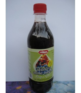 Sirop light de catina si afine negre, 500 ml