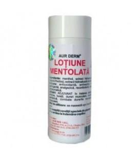 Aur Derm lotiune mentolata, 100 ml