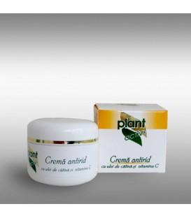 Crema antirid cu catina si vitamina C, 30 grame