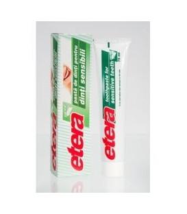 Etera - Pasta de dinti pentru sensibilitate, 75 ml