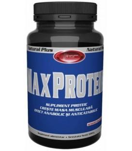 Max Protein cu capsuni, 600 grame