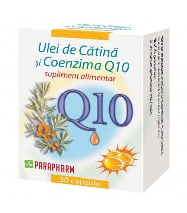 ULEI CATINA+Q10 30CPS