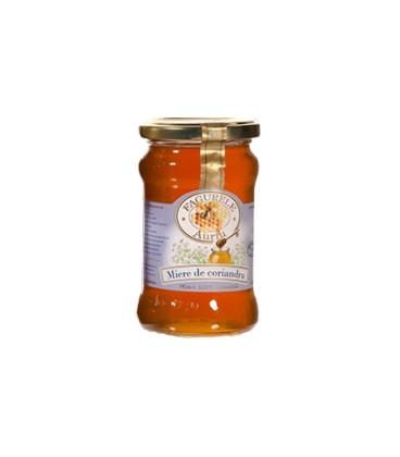 Miere de  coriandru, 400 grame