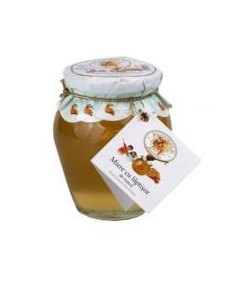 Miere cu polen & laptisor de matca, 400 grame
