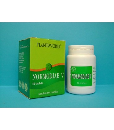 Normodiab, 50 comprimate