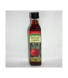 Otet de mere cu rosmarin, 500 ml
