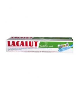 Lacalut Aktiv Herbal, 75 ml