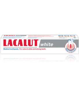 Lacalaut  White, 75 ml