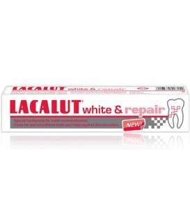Lacalut  White&Repair, 75 ml