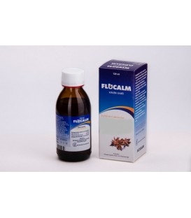Sirop Flu Calm, 120 ml