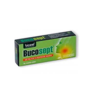 Bucosept, 20 comprimate