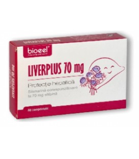Liverplus 70 mg, 80 tablete