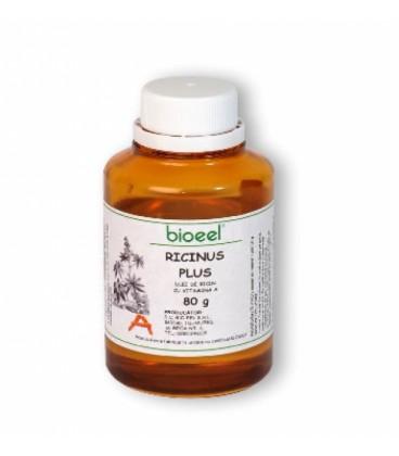 Ricinus Plus, 80 grame (Ulei de ricin cu vitamina A)