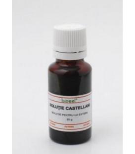 Solutie Castellani (fara fucsinax), 20 ml