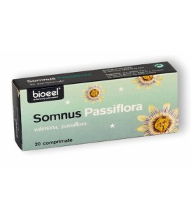 Somnus Passiflora, 20 tablete