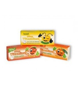Vitamina C cu propolis, 20 tablete
