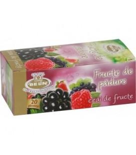 Ceai Belin cu fructe de padure, 20 doze