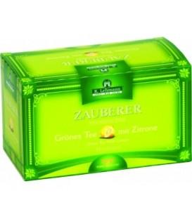 Ceai Belin verde cu lamaie, 2 grame x 20 doze