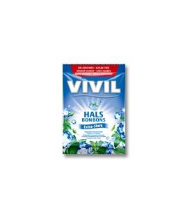 Bomboane Extra Stark de menta cu vitamina C (fara zahar), 60 grame