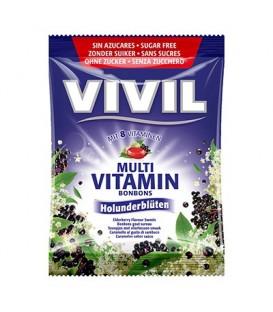 Multivitamine cu soc (fara zahar), 60 grame