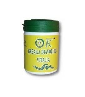 GHEARA DIAVOLULUI, 50 capsule