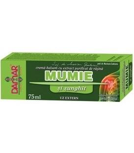 Crema-balsam Sunghit si Mumie, 75 ml