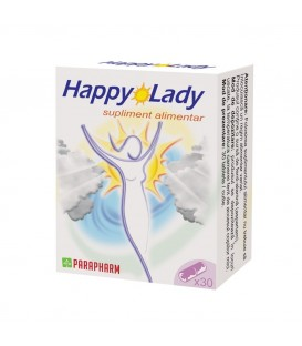 Happy Lady, 30 capsule