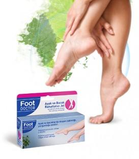 Gel calmant pentru picioare, 75 ml