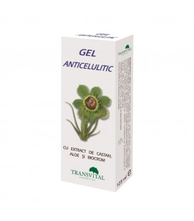 Gel anticelulitic, 150 ml