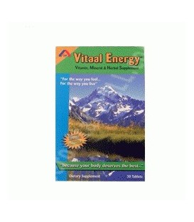 Vitaal Energy, 30 tablete