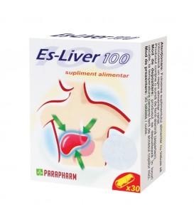 Es-Liver 100, 30 capsule
