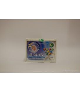 B-Max multivitamine cu Aktiv ginseng, 40 tablete