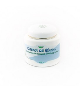 Crema de masaj (dureri musculare, de articulatii, osoase), 200 grame
