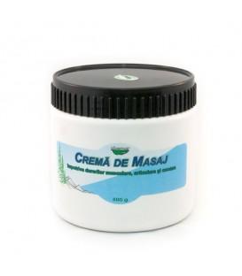 Crema de masaj (dureri musculare, de articulatii, osoase), 500 grame