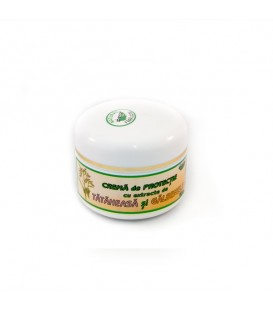 Crema de protectie cu tataneasa & galbenele, 50 grame
