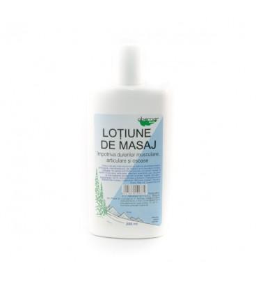 LOTIUNE DE MASAJ (DURERI MUSCULARE, ARTICULARE, OSOASE), 200 ML
