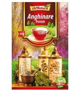 Ceai din frunze de anghinare, 50 grame