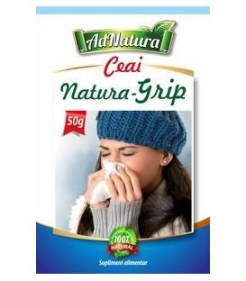 Ceai pentru raceala si gripa (Natura Grip), 50 grame