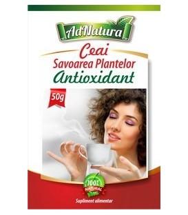Ceai antioxidant (Savoarea Plantelor), 50 grame