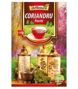 Ceai din fructe de coriandru, 50 grame